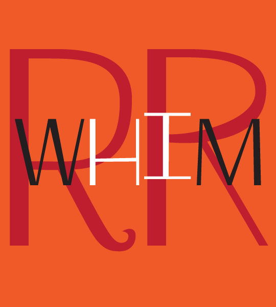 Whim display font